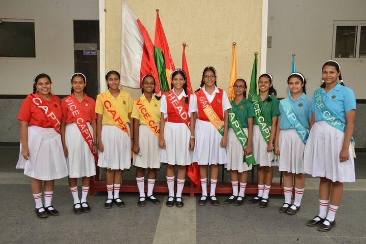 Sacred Heart Girls High School-Investiture Ceremony