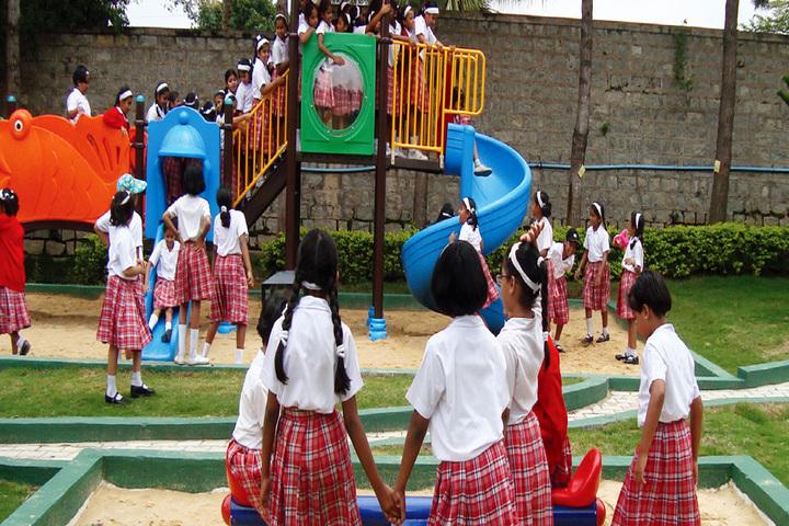 Sacred Heart Girls High School-Play Area