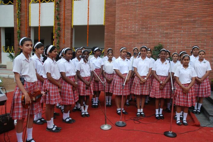 Sacred Heart Girls High School-Music Competition