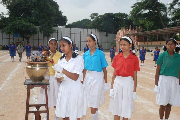 Sacred Heart Girls High School-Sports Day