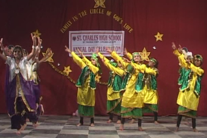 St Charles High School-Annual Day