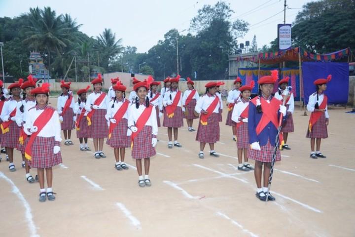 St Charles High School-School Troop