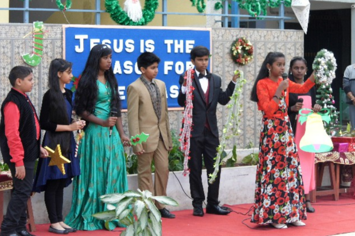 St Germain High School-Christmas Celebration