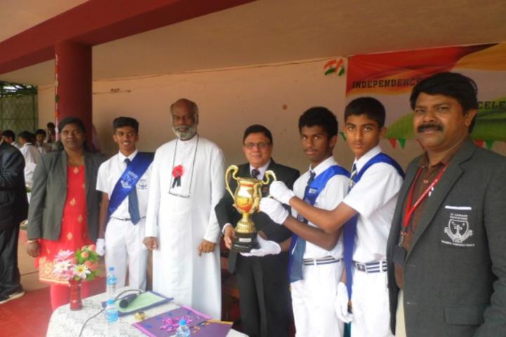 St Germain High School-Prize Distribution