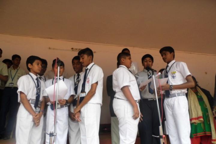 St Germain High School-Singing