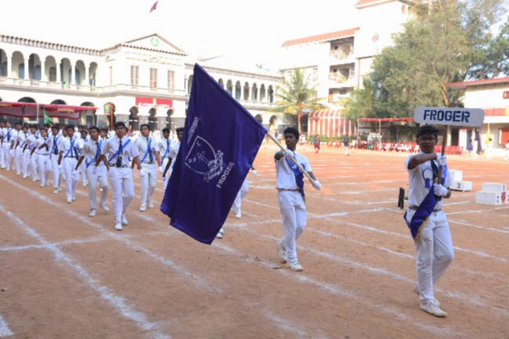 St Germain High School-Sports Day