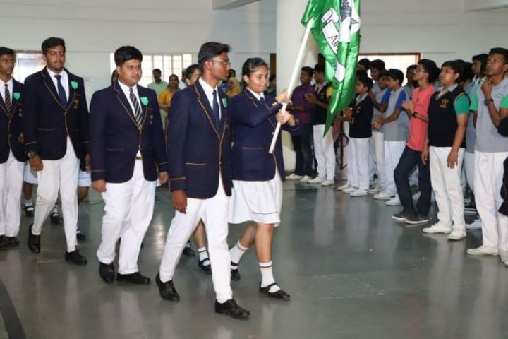 St Johns  High School-Investiture Ceremony