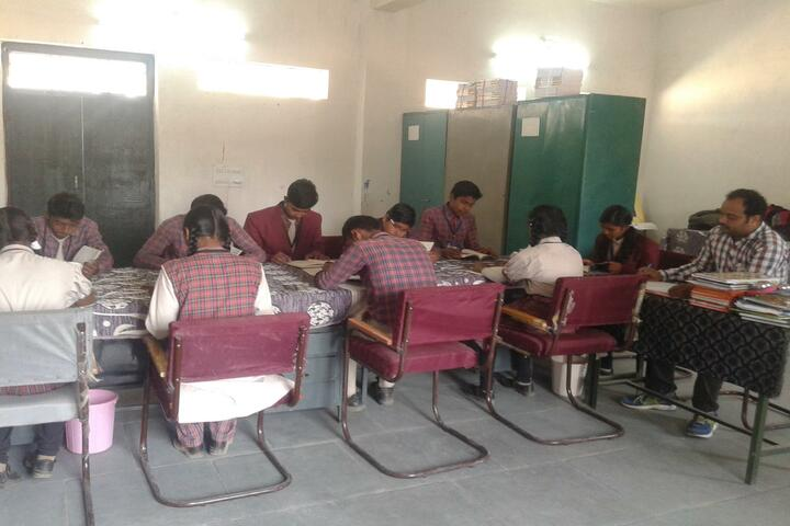 DAV Mukhyamantri Public School-Library