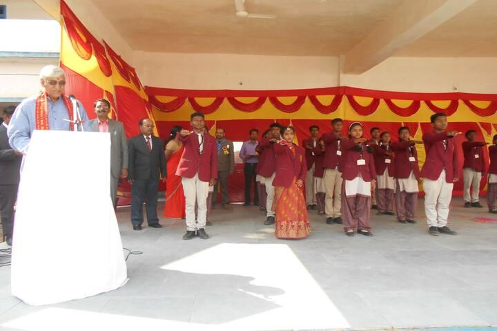 DAV Mukhyamantri Public School-Prayer