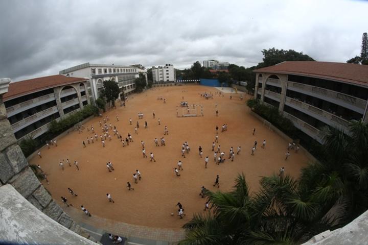 St Josephs Boys High School-Campus Overview