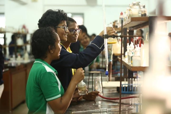 St Josephs Boys High School-Chemistry Lab