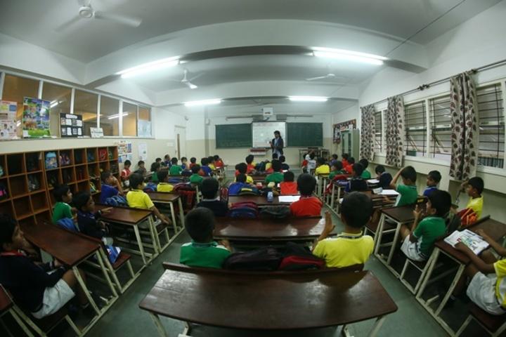 St Josephs Boys High School-Classroom