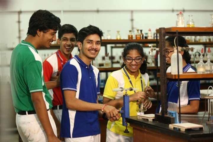 St Josephs Boys High School-Lab