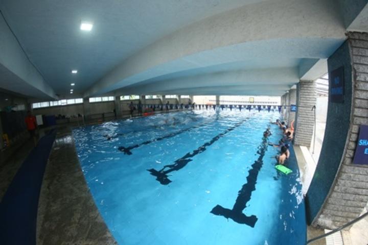 St Josephs Boys High School-Swimming Pool