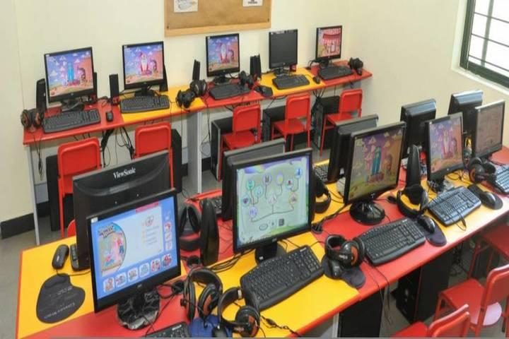 Bethany High School-Computer Lab