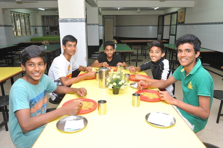 Bethany High School-Food Court