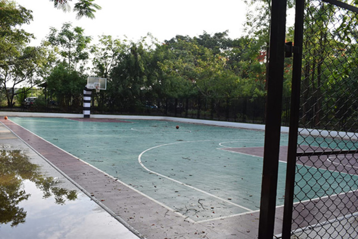 The Valley School-Basketball Court