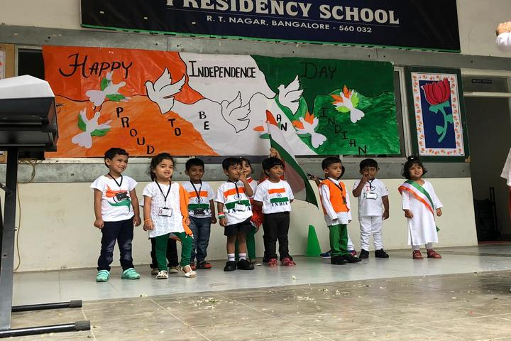 Presidency School-Independence Day
