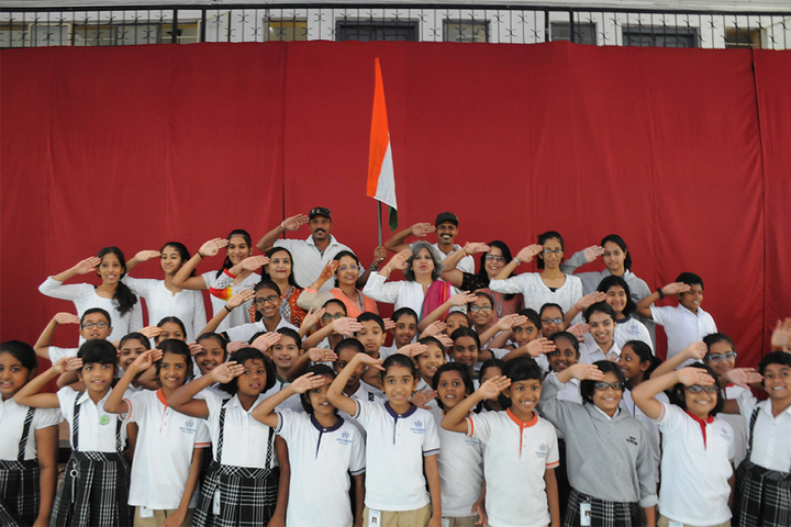 New Horizon Public School-Republic Day