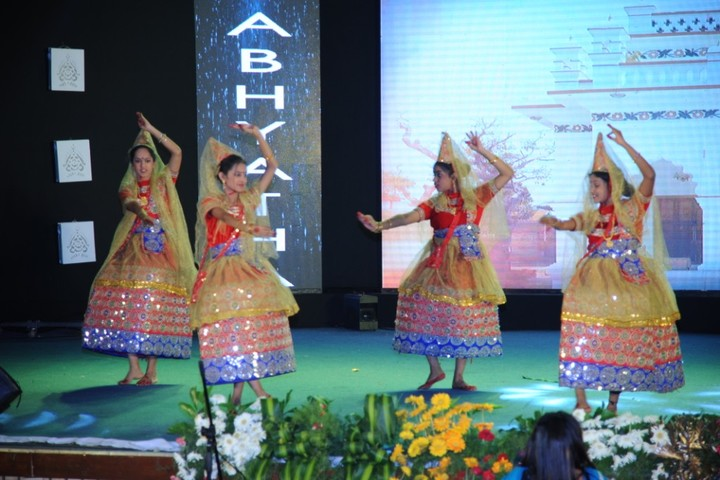 St Pauls English School-Annual Day