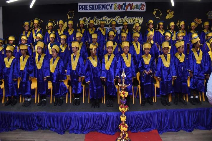 St Pauls English School-Graduation Day