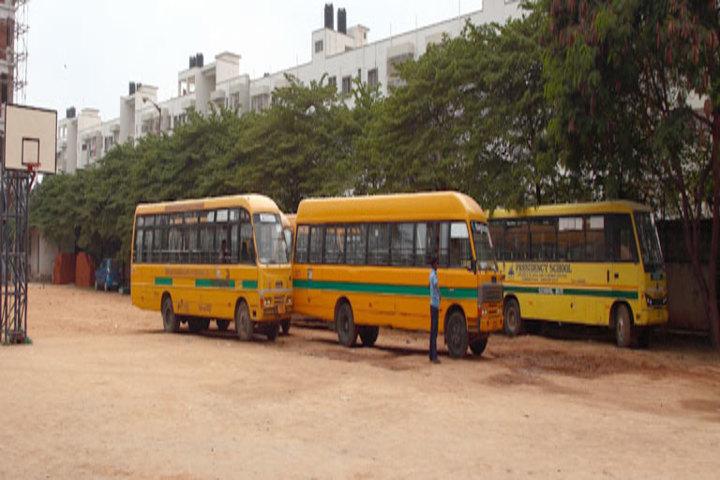 St Pauls English School-Transport