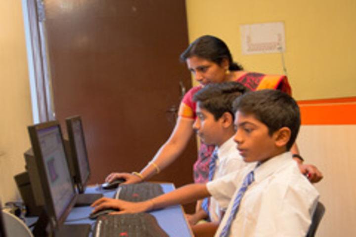 Florence Public School-Computer Lab