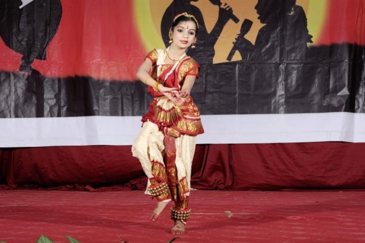 Florence Public School-Dance Competition