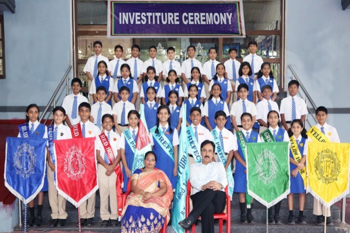 Florence Public School-Investiture Ceremony