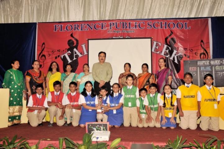 Florence Public School-Prize Distribution