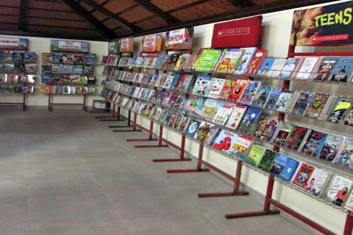 Innisfree House School-Books Exhibition