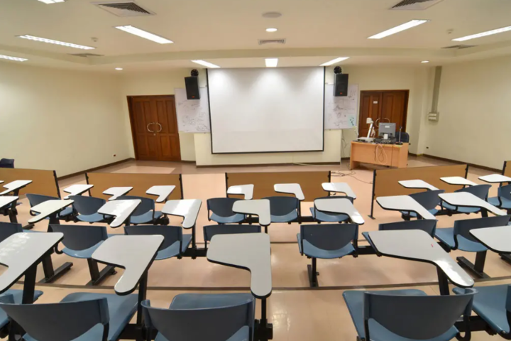 Carmel School-Audio Visual Room
