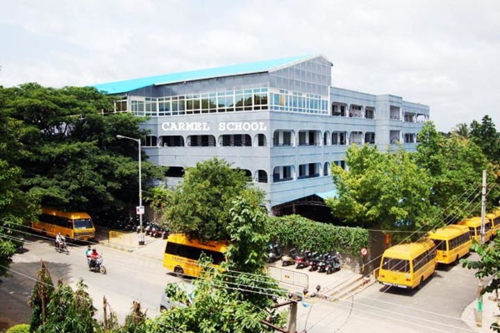 Carmel School-Campus Overview