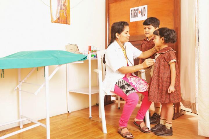 Carmel School-Health Checkup