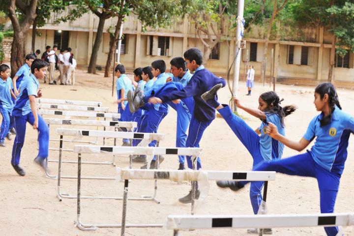 Carmel School-Martial Arts