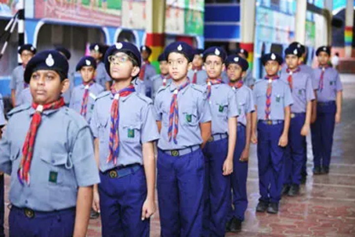 Carmel School-Scouts and Guide