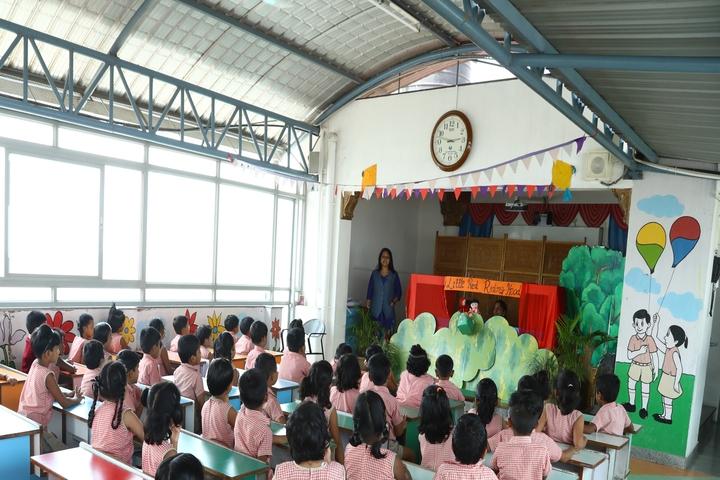 Little Flower Public School-Kindergarten Auditorium