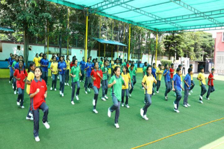 Little Flower Public School-Sports Day