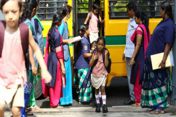 Little Flower Public School-Transport