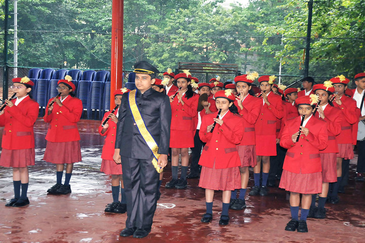 Clarence Public School-Band Troop