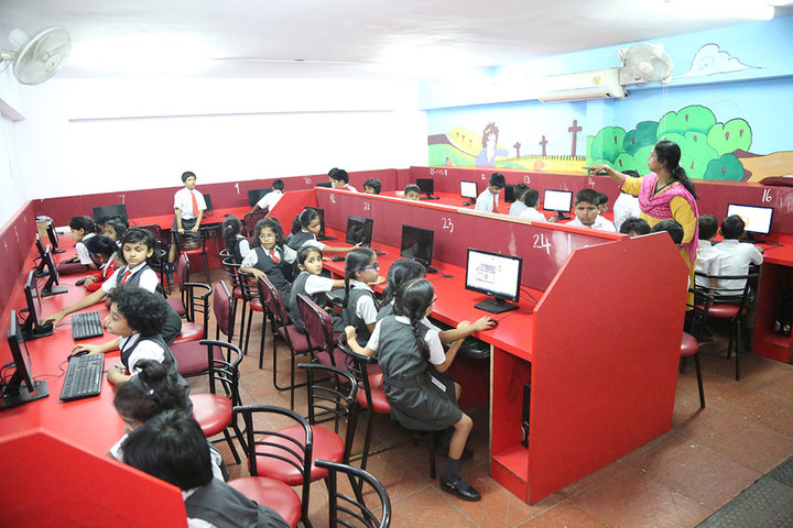 Clarence Public School-Computer Lab