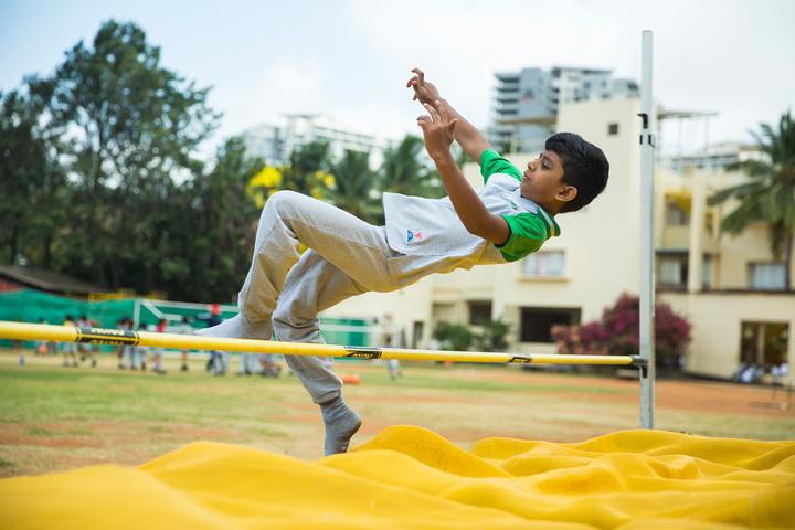 Vidya Niketan School-Athletics
