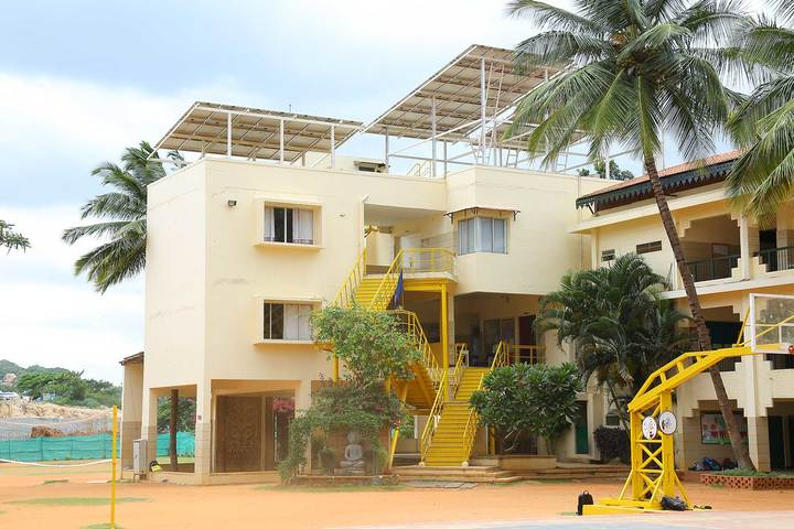Vidya Niketan School-Campus
