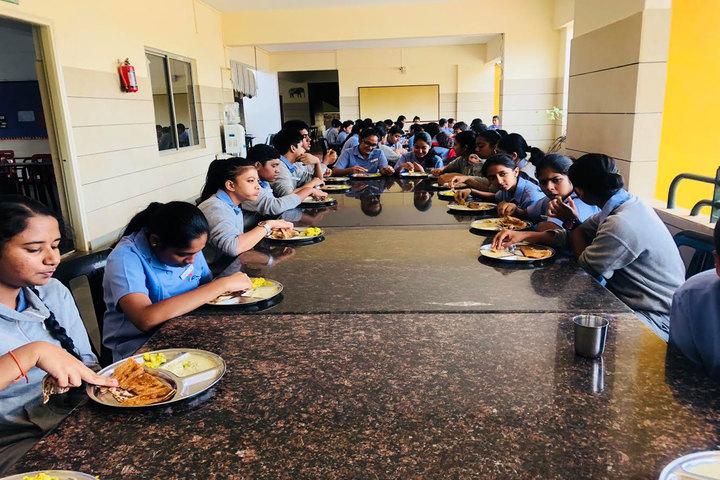 Vidya Niketan School-Food Court