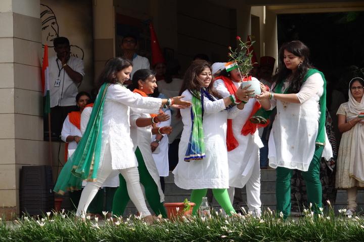 Vidya Niketan School-Independence Day