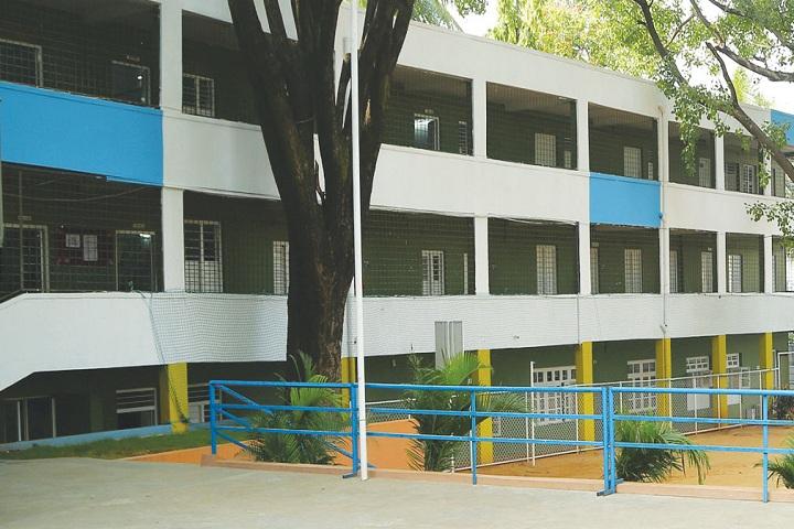 Vivekananda Educational Centre-Campus