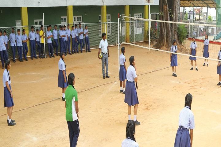 Vivekananda Educational Centre-Games