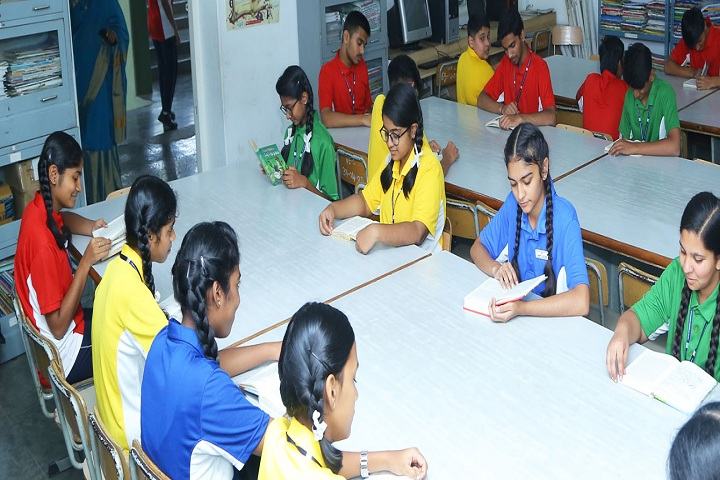 Vivekananda Educational Centre-Library
