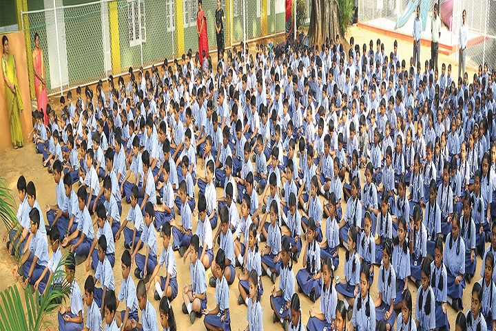 Vivekananda Educational Centre-Yoga Day