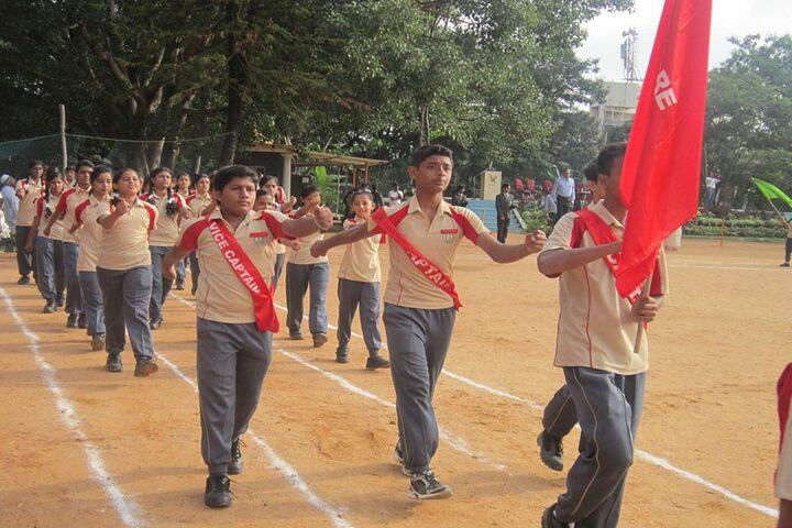 Vivekananda Educational Centre-Sports Day